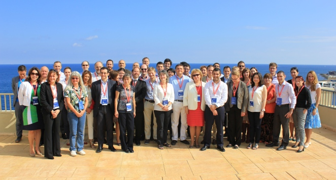 TE conference and its participants last year in Malta