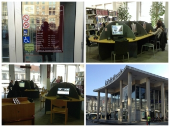 Library-Ghent