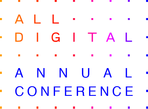All Digital Annual Conference 2017 logo