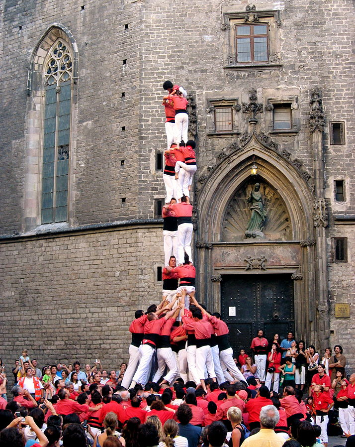 By Steve Jurvetson from Menlo Park, USA (Catalan Climbers) [CC BY 2.0 (http://creativecommons.org/licenses/by/2.0)], via Wikimedia Commons