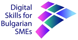 Logo Digital Skills for Bulgarian SMEs eng